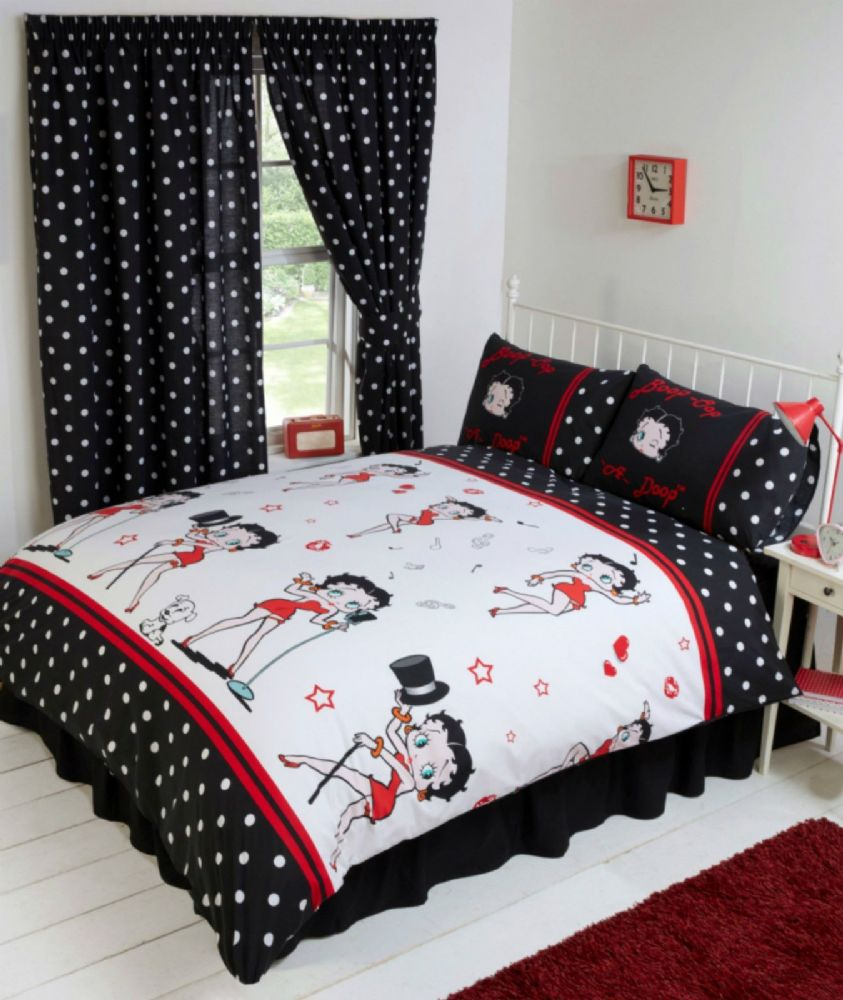 Betty boop bedroom set